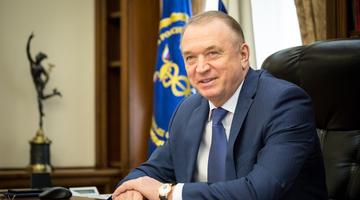 Президент ТПП РФ Катырин