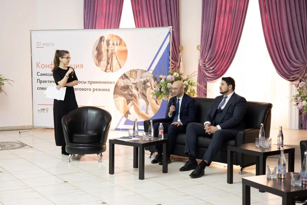 Министр Экономического развития КЧР и Министр культуры КЧР