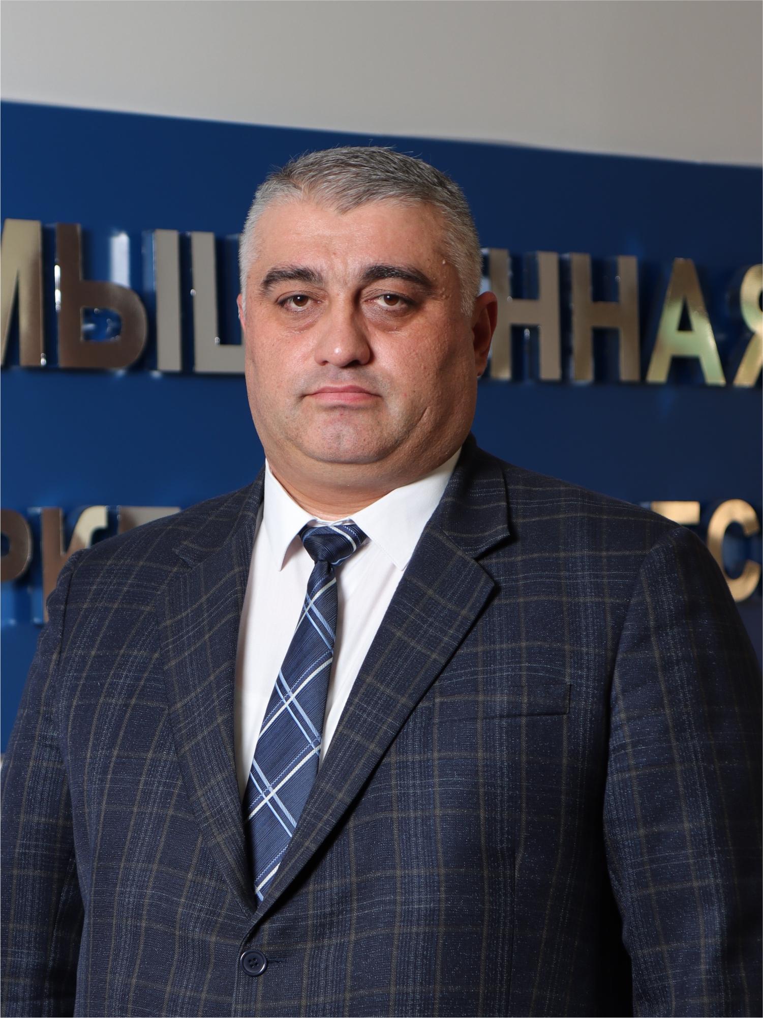 Гатаев вице-президент ТПП КЧР